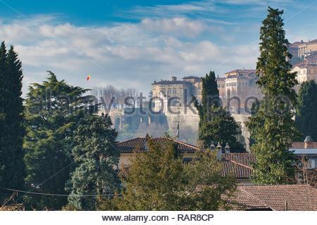 Bergamo - Stock Image