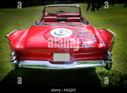A 1957 Plymouth - Stock Image