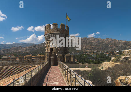 tower mendoza - Stock Image