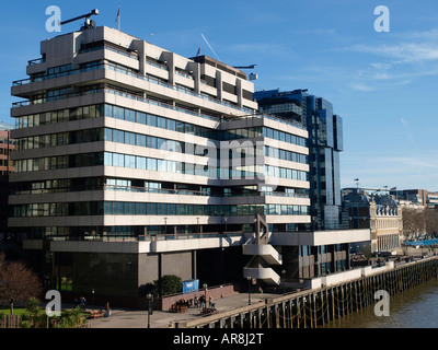 Clarksons Shipping Company, St. Magnus House 3 Lower Thames Street London United Kingdom EC3R 6HE - Stock Image