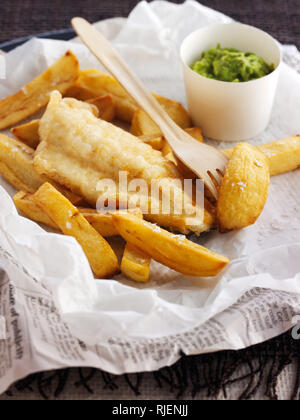 Fish and Chips  Generic images, Tuesday 22nd August 2017. - Stock Image