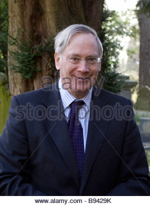 His Royal Highness Prince Richard at Kingswood Chapel Hollywood Nr Birmingham. Marking their 300th anniversary - Stock Image