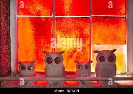 Owl House von Helen Martins - Stock Image