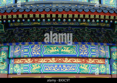The Temple of Heaven, China - Stock Image
