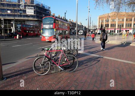 Brixton South London England UK  KATHY DEWITT - Stock Image