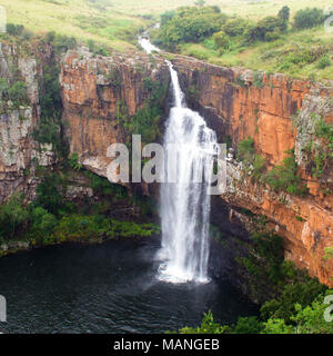 Gods Window, Panorama Route, Kruger National Park, South Africa - Stock Image