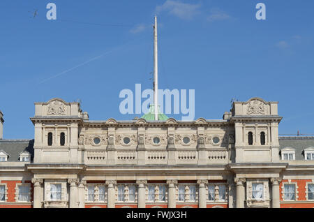 Admiralty Extension is one of the two buildings which are sometimes referred to as the 'Old Admiralty' off - Stock Image