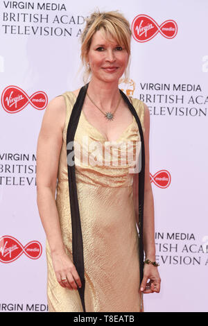 LONDON, UK. May 12, 2019: Julia Davis arriving for the BAFTA TV Awards 2019 at the Royal Festival Hall, London. Picture: Steve Vas/Featureflash - Stock Image