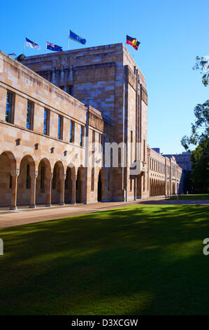 University of Queensland - Stock Image