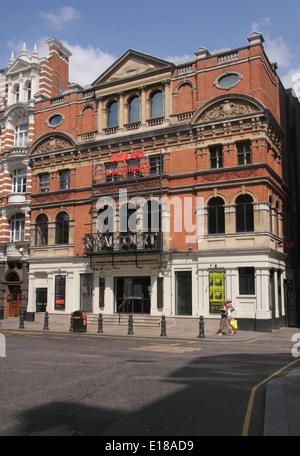 Royal Court Theatre Sloane Square Chelsea London - Stock Image