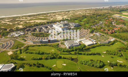 ESTEC: European Space Research and Technology Centre - ESA, The Netherlands - Stock Image