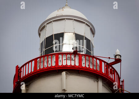 Hook Lighthouse, Hook Head, County Wexford, Ireland - Stock Image