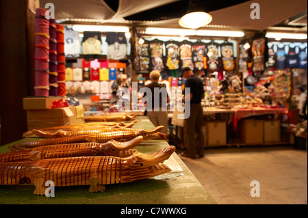 Cairns night markets North Queensland Australia - Stock Image