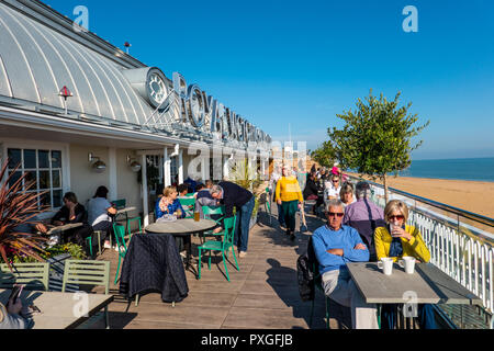 Wetherspoon,Royal Victoria Pavilion,Seafront,Ramsgate,Thanet,Kent - Stock Image