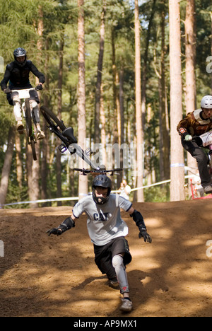 PICTURE CREDIT DOUG BLANE Final Round of the National 4X Series at Beds Fat Trax Chicksands on Sunday 3rd September - Stock Image