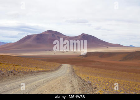 Salvador Dali Desert - Stock Image