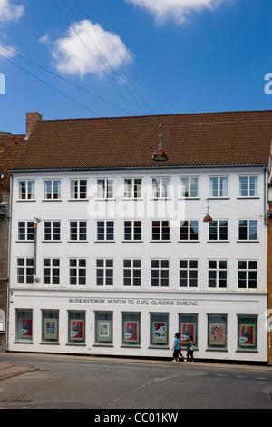 The Danish Music Museum - Stock Image