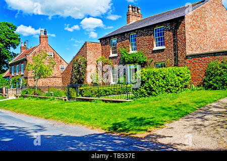Green Hammerton, North Yorkshire, England - Stock Image