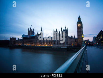 Houses of Parliament - Stock Image