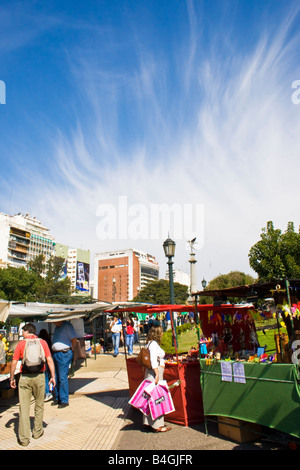 Buenos aires market - Stock Image