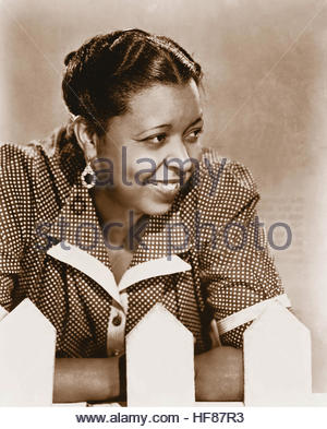 'Cabin in the Sky' (1943) - Pictured:  Ethel Waters.   Courtesy Granamour Weems Collection.  Editorial use - Stock Image