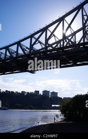 Story Bridge Brisbane Australia - Stock Image