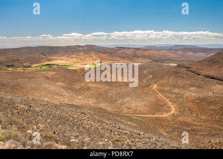 Biedouw Valley in the Cederberg mountains of the Western Cape province in South Africa. - Stock Image