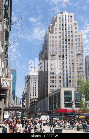 Macys Manhattan New York City - Stock Image