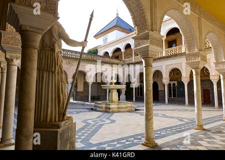 Casa de Pilatos - Stock Image