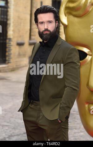LONDON, UK. April 28, 2019: Emmett J Scanlan at the BAFTA Craft Awards 2019, The Brewery, London. Picture: Steve Vas/Featureflash - Stock Image