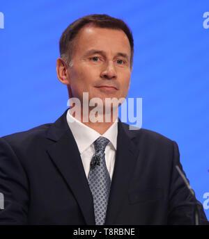 JEREMY HUNT MP, 2018 - Stock Image