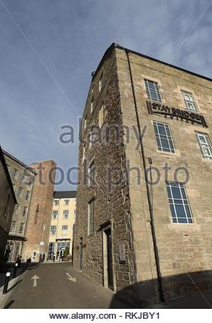 Exterior of Staybridge Suites Dundee Scotland  January 2019 - Stock Image