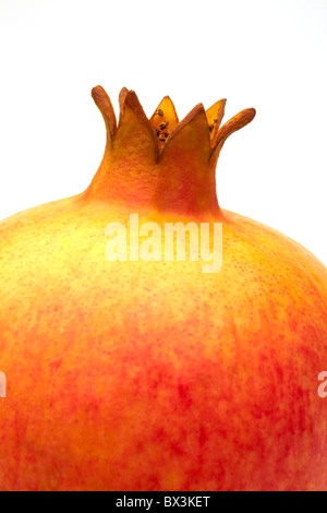 Pomegranate, close-up - Stock Image