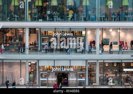 Westgate Shopping Centre, Oxford, United Kingdom - Stock Image