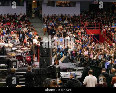 Chicago, Illinois, USA. 4th November 2018. Credit: Todd Bannor/Alamy Live News - Stock Image