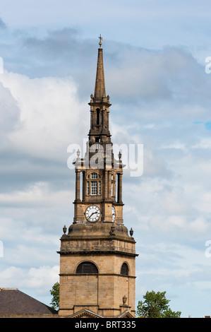 All Saints Church, Newcastle Upon Tyne, UK - Stock Image