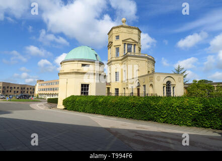 The 18th Century former  Radcliffe Observatory on the Green Templeton site, part of Oxford University, Woodstock Road, Oxford. - Stock Image