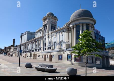 Alhambra Theatre, Bradford, West Yorkshire - Stock Image