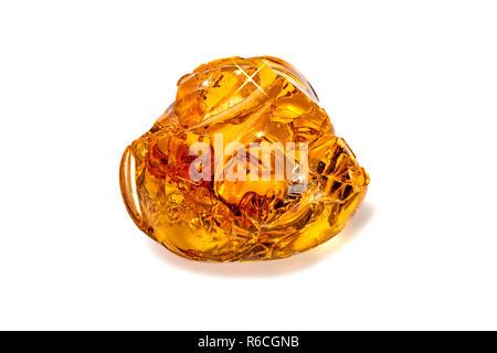 Amber - Stock Image