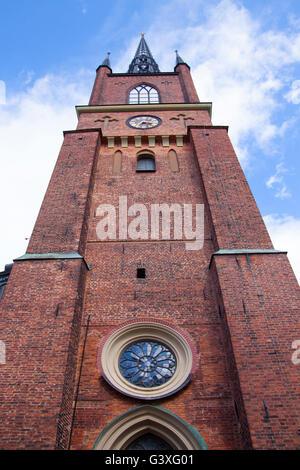 Riddarholmskyrkan - Stock Image