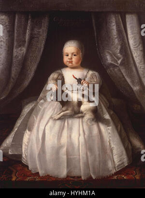 Charles II Prince of Wales Egmont - Stock Image