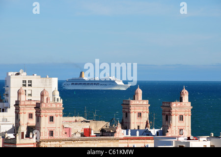 Cadiz, Spain - Stock Image