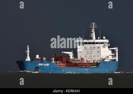 Bro Alma - Stock Image