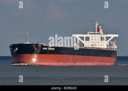 Cape Frontier - Stock Image