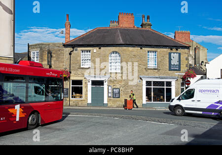 Knaresborough, North Yorkshire, England UK - Stock Image