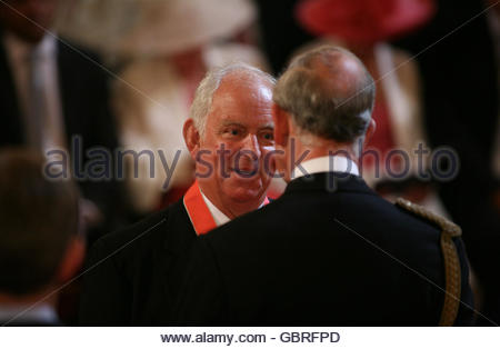 ROYAL Investitures - Stock Image