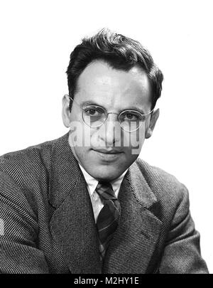 Frederick Reines, American Physicist - Stock Image
