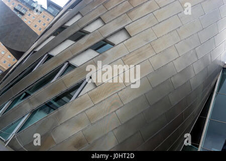 The Lowry, Media City, Manchester, Architecture - Stock Image