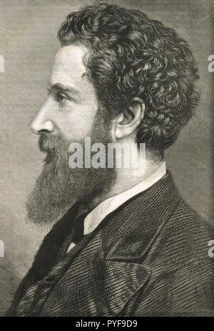 Robert Bulwer-Lytton, Viceroy of India - Stock Image
