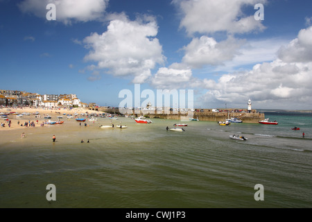 St Ives, Cornwall - Stock Image